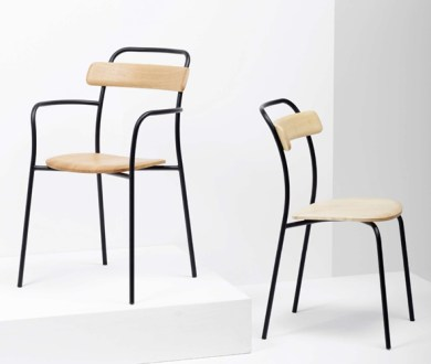 These 5 chairs are offering up a masterclass in minimalism