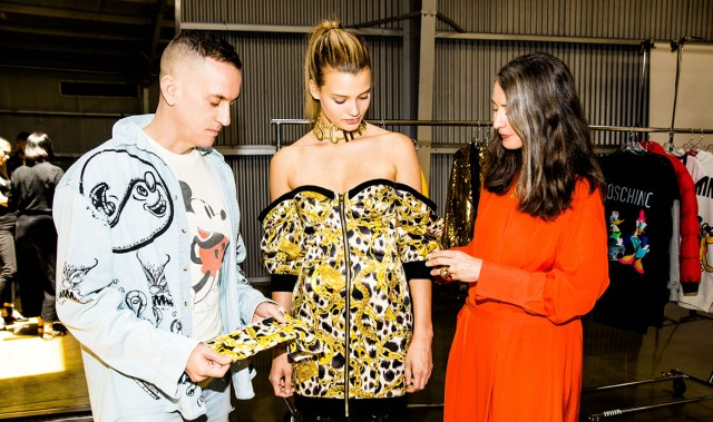 Interview: We talk to the creators behind H&M's new Moschino collab