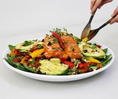 Denizen in the Kitchen with F&P: The summer detox salad