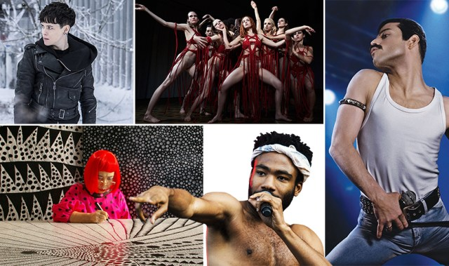 12 cultural events you can't afford to miss in November