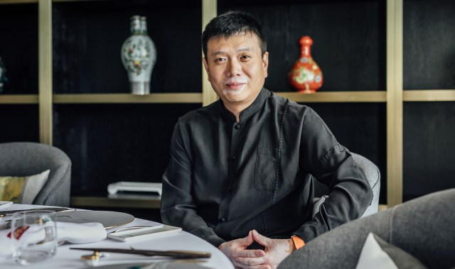 Person to know: Kevin Liu, Head Chef at Red Wall 1939