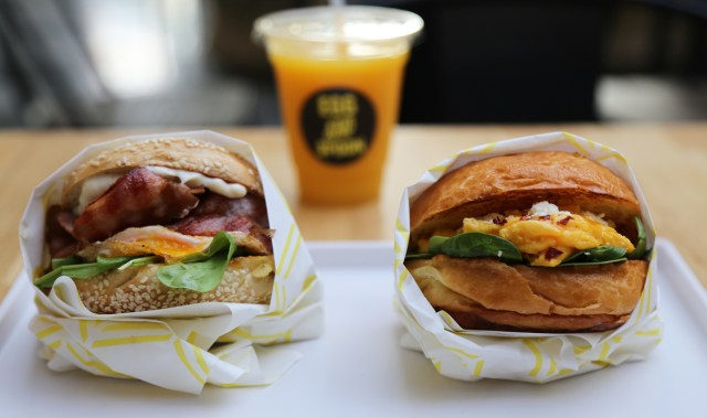 Out with the old and in with the new — Egg and Spoon has found a new home in Ponsonby
