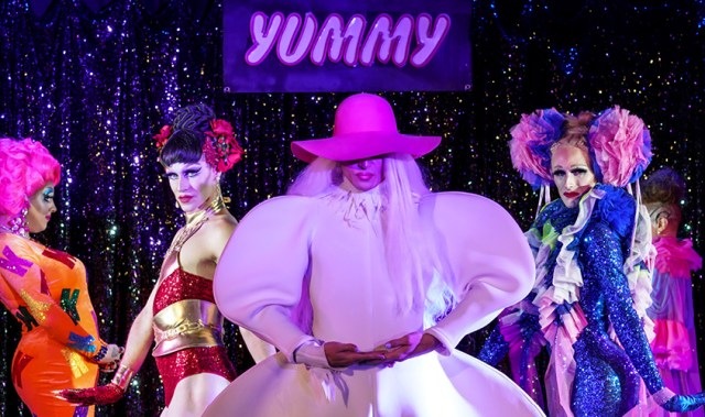 Cabaret Season is back and it's more titillating than ever before
