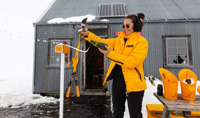 Clicquot in the Snow is returning to Queenstown with a seriously stellar line-up