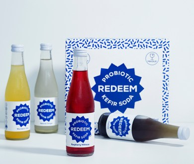 This healthy soda might be the best thing to happen since the rise of kombucha
