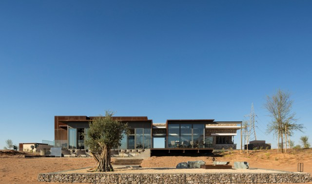 In the middle of a desert, this breathtaking resort is making a case for outdoor luxury