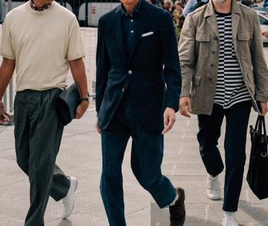 Office hours: Denizen's definitive men's outfit guide to back-to-work dressing