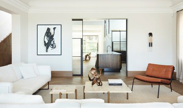 See inside the exquisite residence of fashion designer, Camilla Freeman-Topper