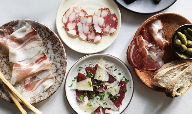Get your game (meat) on at Cazador's newly opened delicatessen