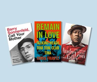 Add these engrossing new autobiographies to your bookshelf