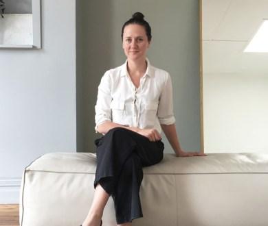 Interior designer Amelia Holmes on natural materials, bespoke details and her favourite room to design