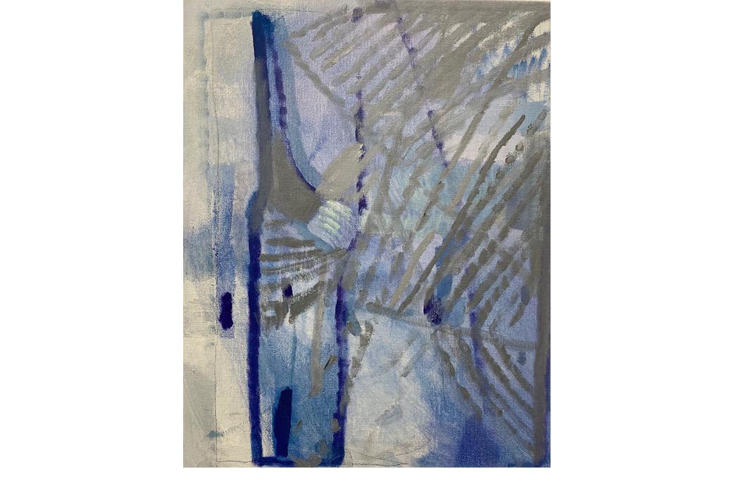 Edges-Breaths (5) by Sandra Bushby