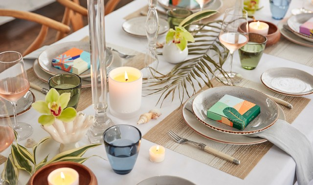 Get into the festive spirit with Ecoya's new Pacific-inspired Christmas collection