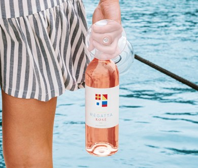 Celebrate rosé season with this summer's most sippable drop