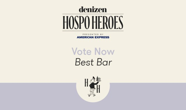 Vote now: Toast your favourite spot for a tipple by voting for the best bar in town