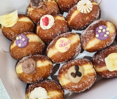 Get excited, this wildly popular doughnut spot has set up shop in the city