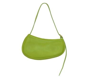 Georgia Jay Bean Baguette Bag