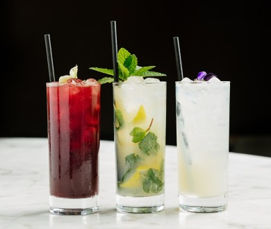 Kick off Dry July in style with the city's most sippable, sophisticated alcohol-free drinks