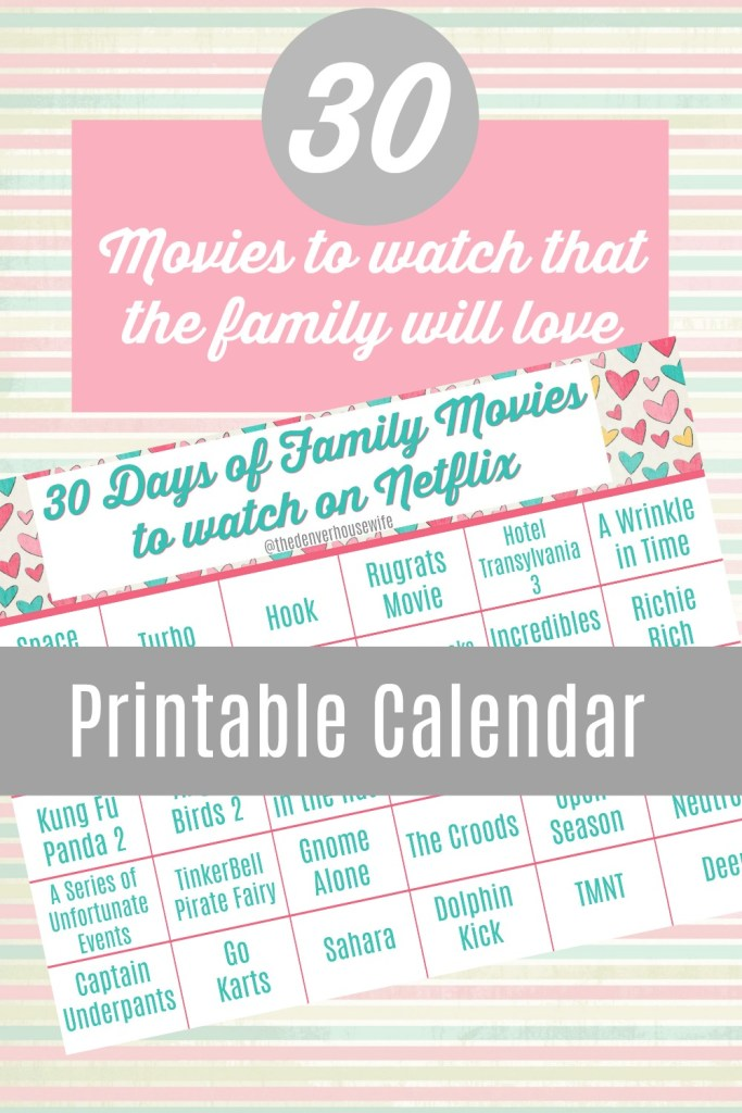 family movies to watch on netflix