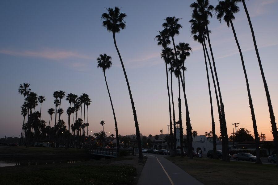 easter in california