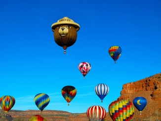 Kanab Balloons and Tunes Roundup