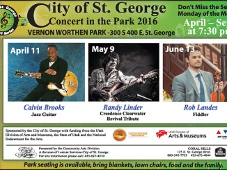 City of St. George Concert in the Park