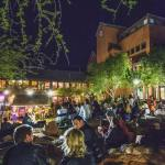 The Desert Pulse Jazz Garden offers a spectacular adult nightlife option on the First Friday of each month. | Photo courtesy Emceesquare Media | Photo by: Nick Adams