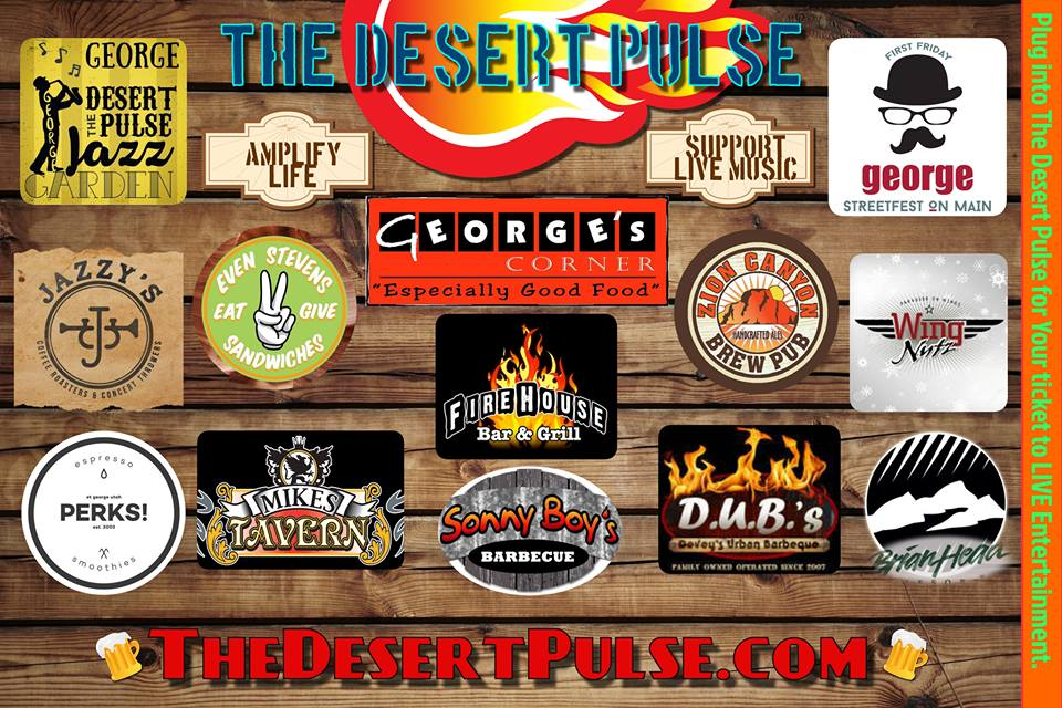southern utah live music and entertainment guide march 15 19 the rh thedesertpulse com Dessert Menu Palm Desert Guides