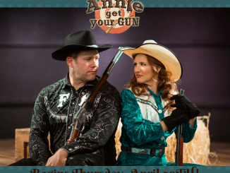 Annie Get Your Gun at Brigham's Playhouse Southern Utah Live Music and Entertainment Guide