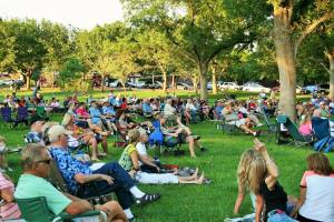 St. George Concert in the Park