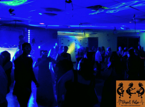 Southern Utah Nightlife dance party