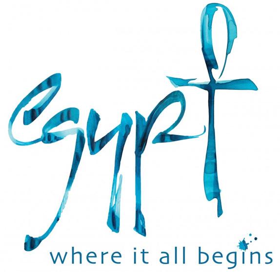 egypt tourism logo
