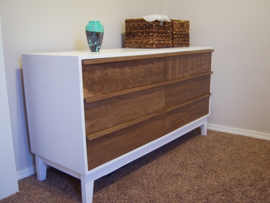 Reader Showcase // Steppe Dresser for our New Baby!