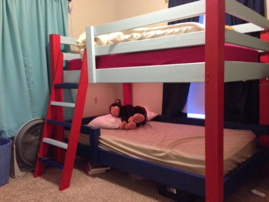 Builders showcase from loft bed to bunk beds using the for 23 year old bedroom ideas