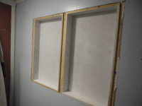DIY: How to Build a Cabinet Inside the Wall - The Design ...