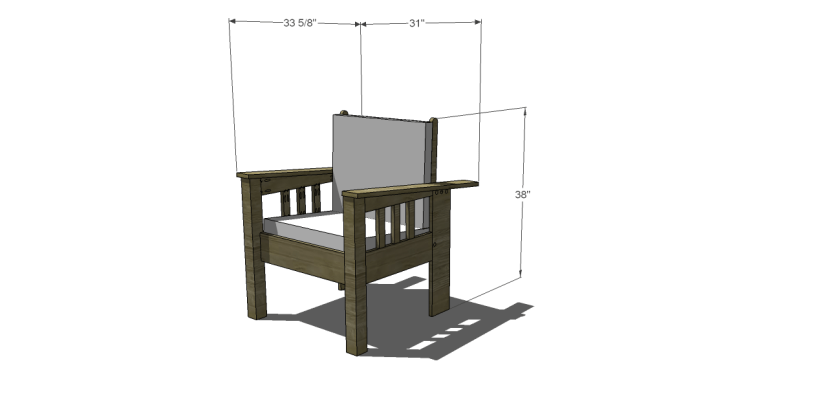 You Can Build This! The Design Confidential Free Furniture Plans How to Build a Morris Chair