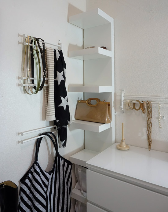 The Design Confidential Closet Case Don't Sweat The Small Stuff Closet Makeover