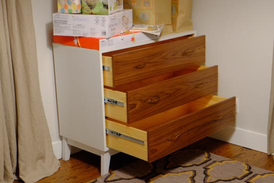 Drawer Size on a Real Reader Build for the Free DIY Furniture Plans to Build a Steppe 3 Drawer Dresser by MJ Faust
