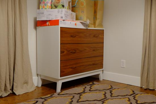 Profile of the Real Reader Build for the Free DIY Furniture Plans to Build a Steppe 3 Drawer Dresser by MJ Faust