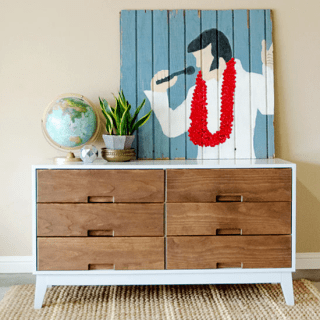 You Can Build This! Easy DIY Furniture Plans from The Design Confidential a Reader Showcase Built by MakelyHome via @thedesconf