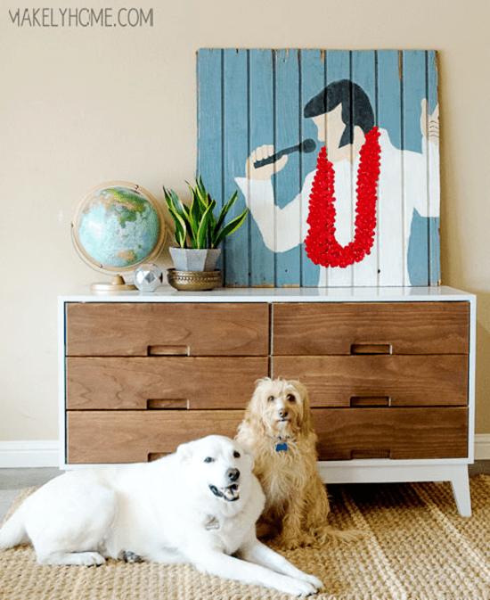 Reader Showcase: Makely Home Steppe 6 Drawer Dresser