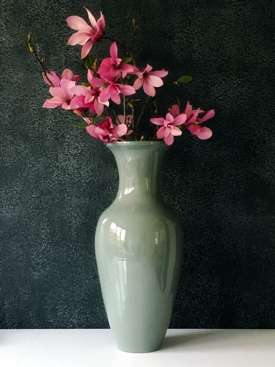 The Design Confidential Freshly Cut Floral Still Life // How to Avoid Having Faux Become Phony