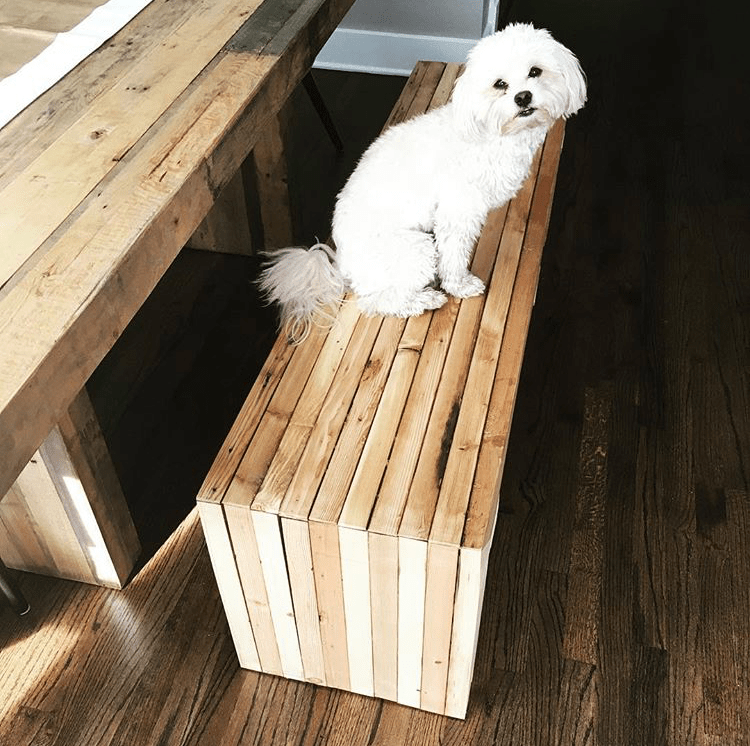 Look What I Built! Using Free DIY Furniture Plans from The Design Confidential #builtTDCtuff via @thedesconf