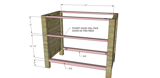 Free Diy Furniture Plans To Build A, Wooden File Cabinet Plans