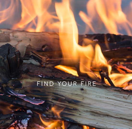 The Design Confidential Find Your Fire // The Possibilities Are Endless