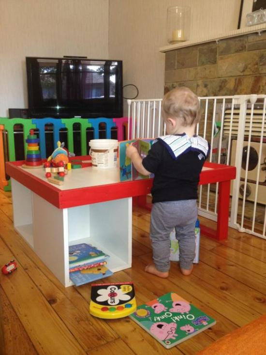 Monster mash activity table