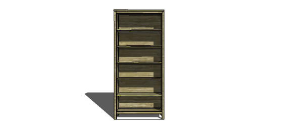 Free Woodworking Plans To Build An Ikea Inspired Double Hemnes