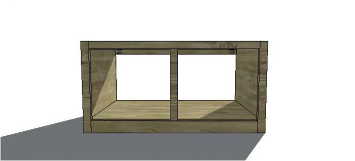 Free Woodworking Plans To Build Upper Wall Cabinet To Bridge The Fridge The Design Confidential
