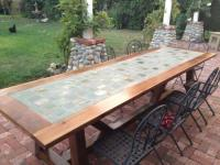Reader Showcase: Tile Top Provence Dining Table - The ...