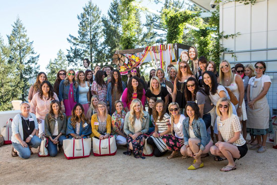 The Design Confidential Takes Sonoma for The Michael's Makers Summit